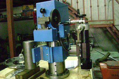 In situ grainding blocks to 750 mm