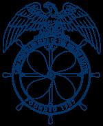 Propeller Club Logo Blue